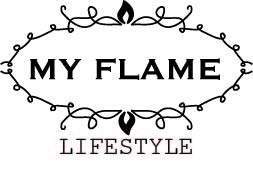 My Flame lifestyle logo